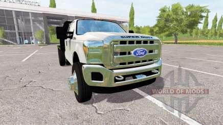 Ford F-550 2013 for Farming Simulator 2017