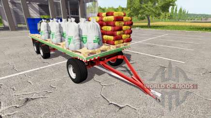 Brantner DPW 18000 service for Farming Simulator 2017