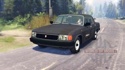 GAZ-31029 Volga for Spin Tires