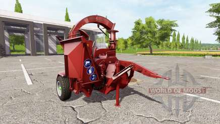 Heizohack HM 4-300 for Farming Simulator 2017