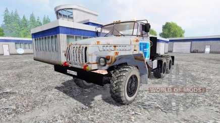 Ural-4420 for Farming Simulator 2015