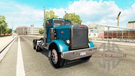 Peterbilt 351 v2.0 for Euro Truck Simulator 2