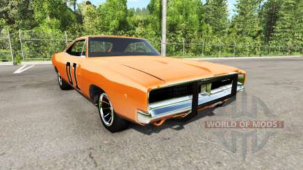 Dodge Charger RT 1970 General Lee for BeamNG Drive