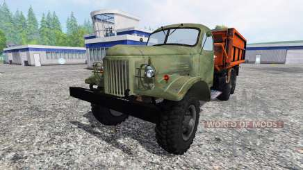 ZIL 157 truck for Farming Simulator 2015