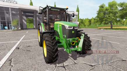John Deere 5085M v1.3 for Farming Simulator 2017