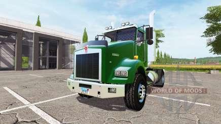Kenworth T800 v2.4 for Farming Simulator 2017
