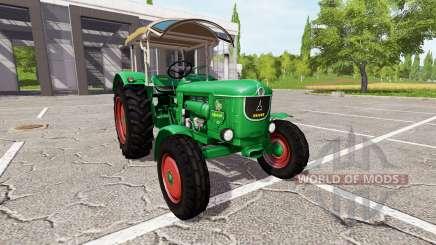 Deutz D80 v1.2 for Farming Simulator 2017