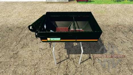Richiger overload for Farming Simulator 2015
