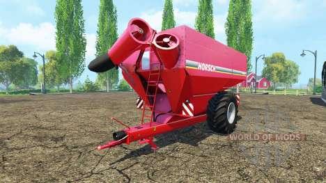 HORSCH Titan 34 UW v2.0 for Farming Simulator 2015