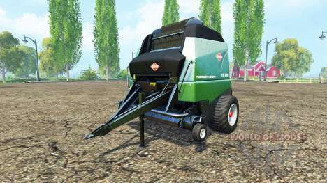 Kuhn VB 2190 for Farming Simulator 2015