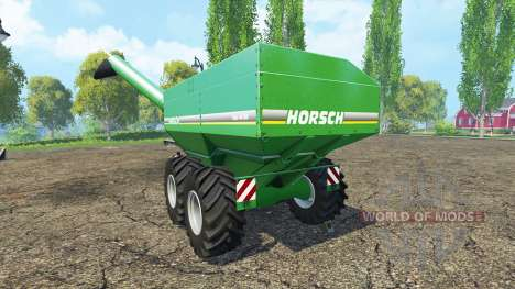 HORSCH Titan 44 UW v2.0 for Farming Simulator 2015