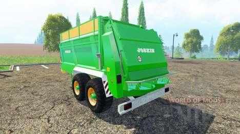 JOSKIN Ferti-Space Horizon for Farming Simulator 2015