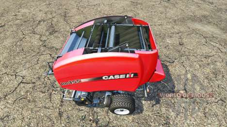 Case IH RB 465 for Farming Simulator 2015