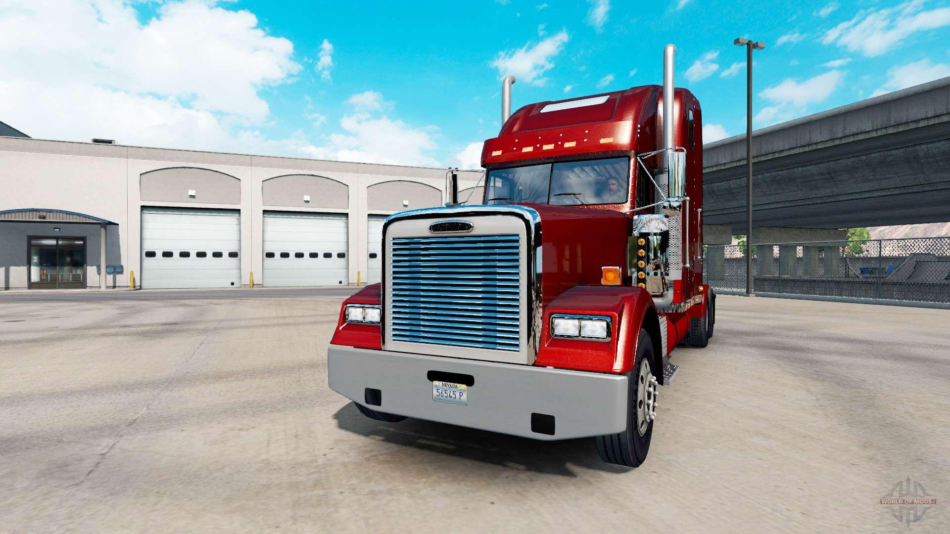 скачать freightliner classic xl для american truck simulator