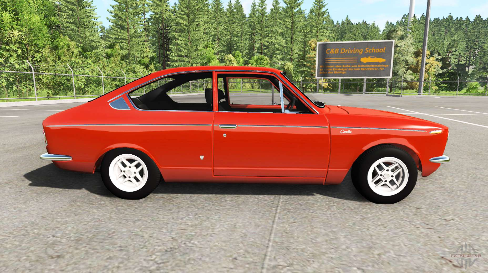 toyota corolla sprinter 1969 v0 9 2 for beamng drive
