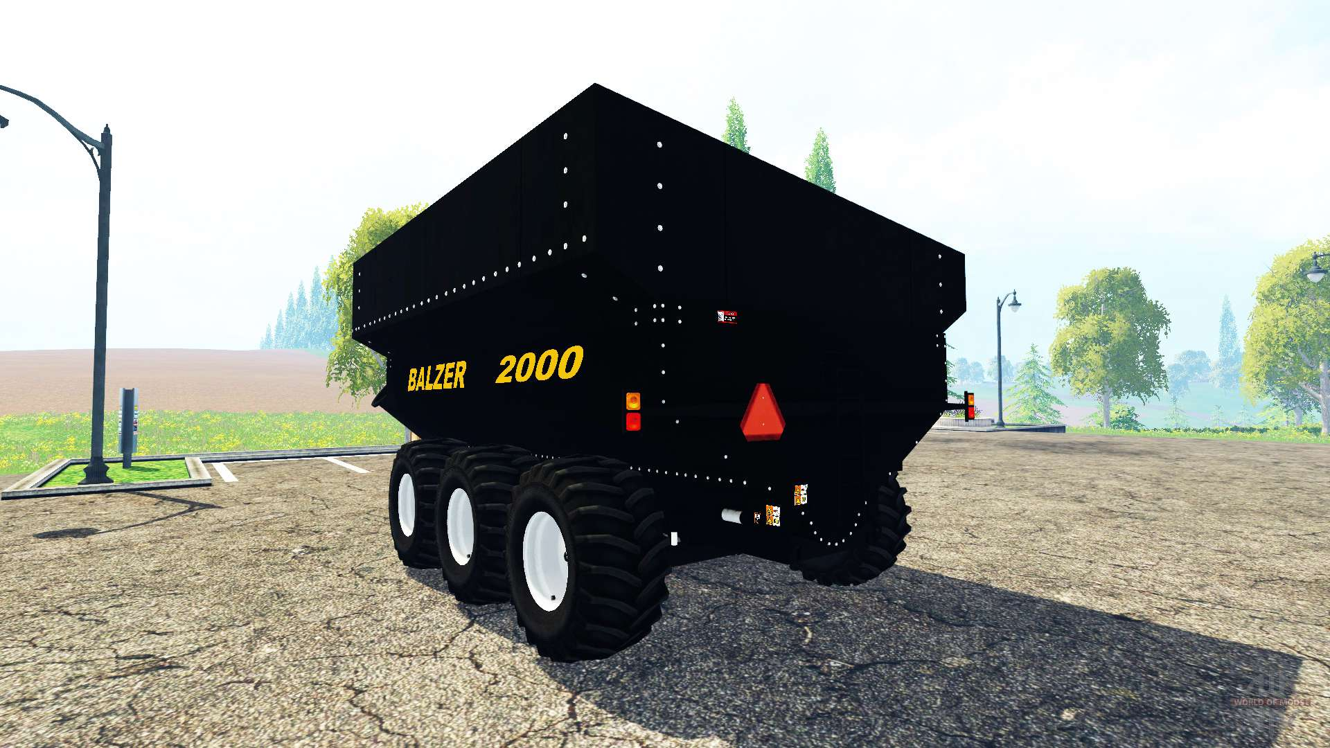 Balzer 2000 for Farming Simulator 2015