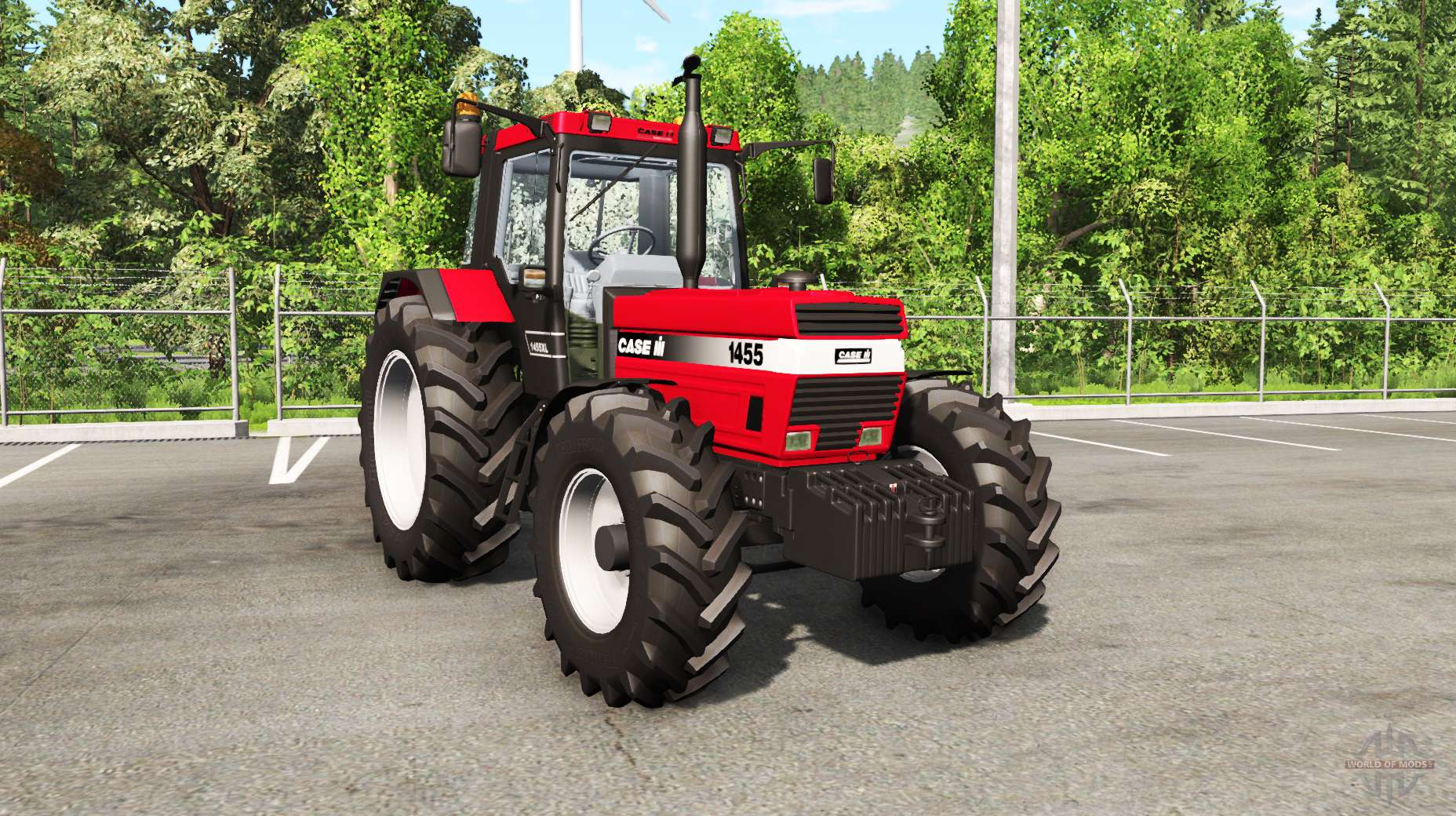 case ih 1455 xl for beamng drive rh worldofmods com Case IH Tractor Wallpaper Case IH Farmall C