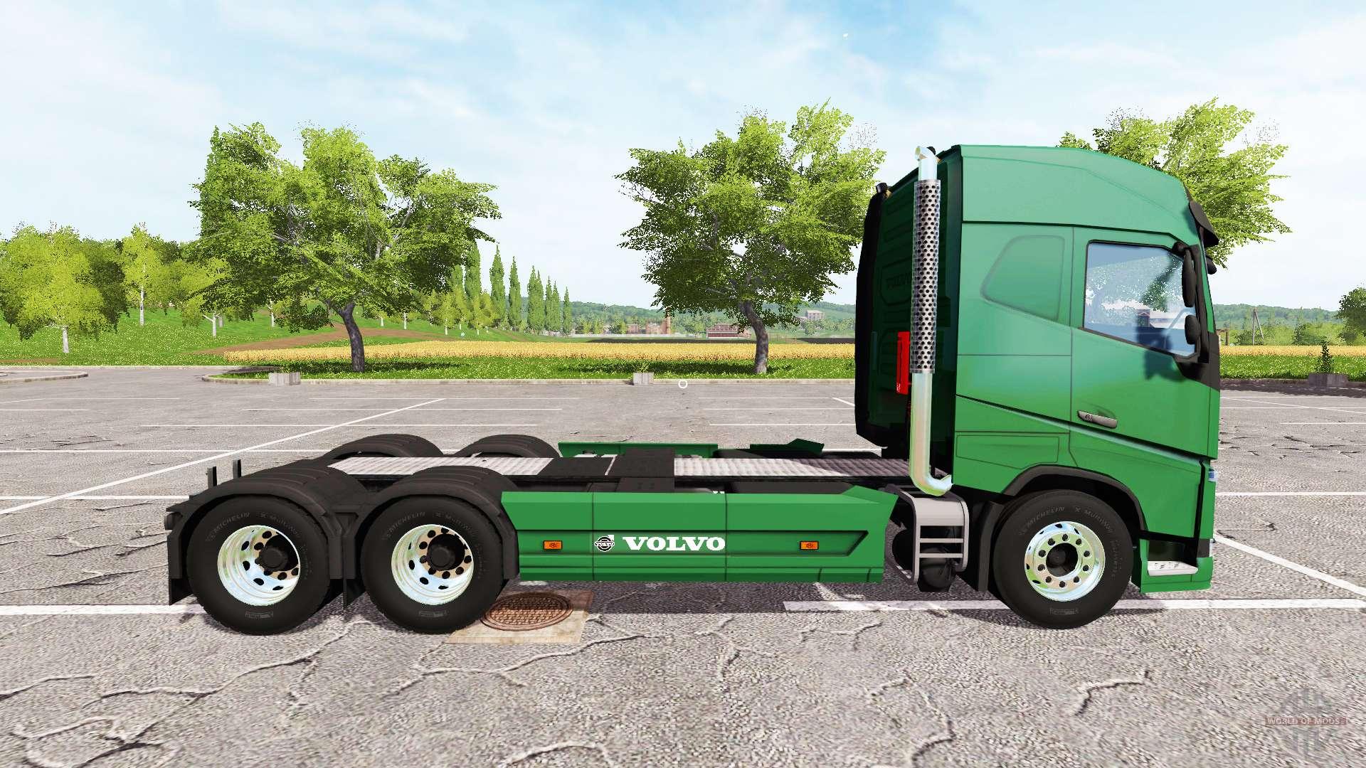 volvo fh16 for farming simulator 2017. Black Bedroom Furniture Sets. Home Design Ideas