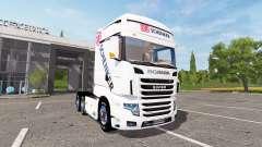 Scania R700 Evo DB Schenker