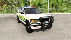 Gavril Roamer county sheriff