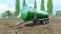 Kotte Garant TSA 30000 slurry for Farming Simulator 2015