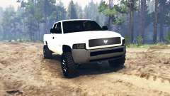 Dodge Ram 1500 1999 for Spin Tires