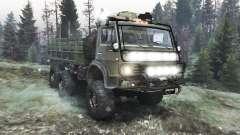 KamAZ 4310 v8.0 for Spin Tires