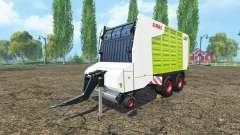 CLAAS Cargos 9400 for Farming Simulator 2015