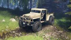 Willys Pickup Crawler 1960 v2.1.4 for Spin Tires