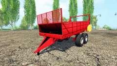 PRT 10 v1.1 for Farming Simulator 2015