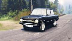 ZAZ 968M for Spin Tires