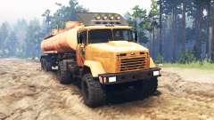 KrAZ 5131 for Spin Tires