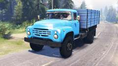 ZIL 130 for Spin Tires