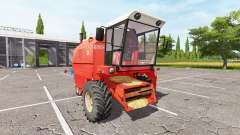 Bizon Z058 v2.0 for Farming Simulator 2017