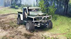 Willys Pickup Crawler 1960 v1.8.5 for Spin Tires