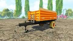 BRANTNER E 8041 v2.0 for Farming Simulator 2015