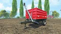 BRANTNER E 8041 overload for Farming Simulator 2015