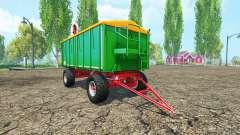 Kroger HKD 302 overload v0.9 for Farming Simulator 2015