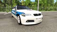 ETK 800-Series Policija v1.91 for BeamNG Drive