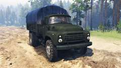 ZIL 130 4x4 for Spin Tires