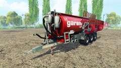 Kotte Garant VTR v1.6 for Farming Simulator 2015