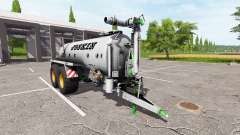 JOSKIN Konfort 2 for Farming Simulator 2017