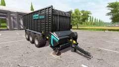 Strautmann Tera-Vitesse CFS 5201 DO v1.4 for Farming Simulator 2017