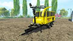 Separarately trailer v1.1 for Farming Simulator 2015