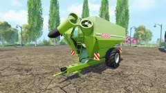 CLAAS Titan 34 UW for Farming Simulator 2015