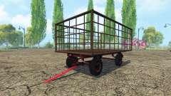 Sinofsky tractor trailer