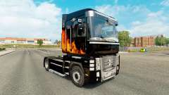 The Phoenix skin for Renault Magnum tractor unit for Euro Truck Simulator 2