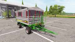 METALTECH DB 8 for Farming Simulator 2017