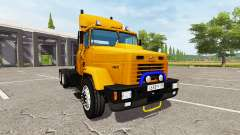 KrAZ 64431 for Farming Simulator 2017