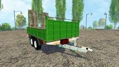 Universal trailer for Farming Simulator 2015